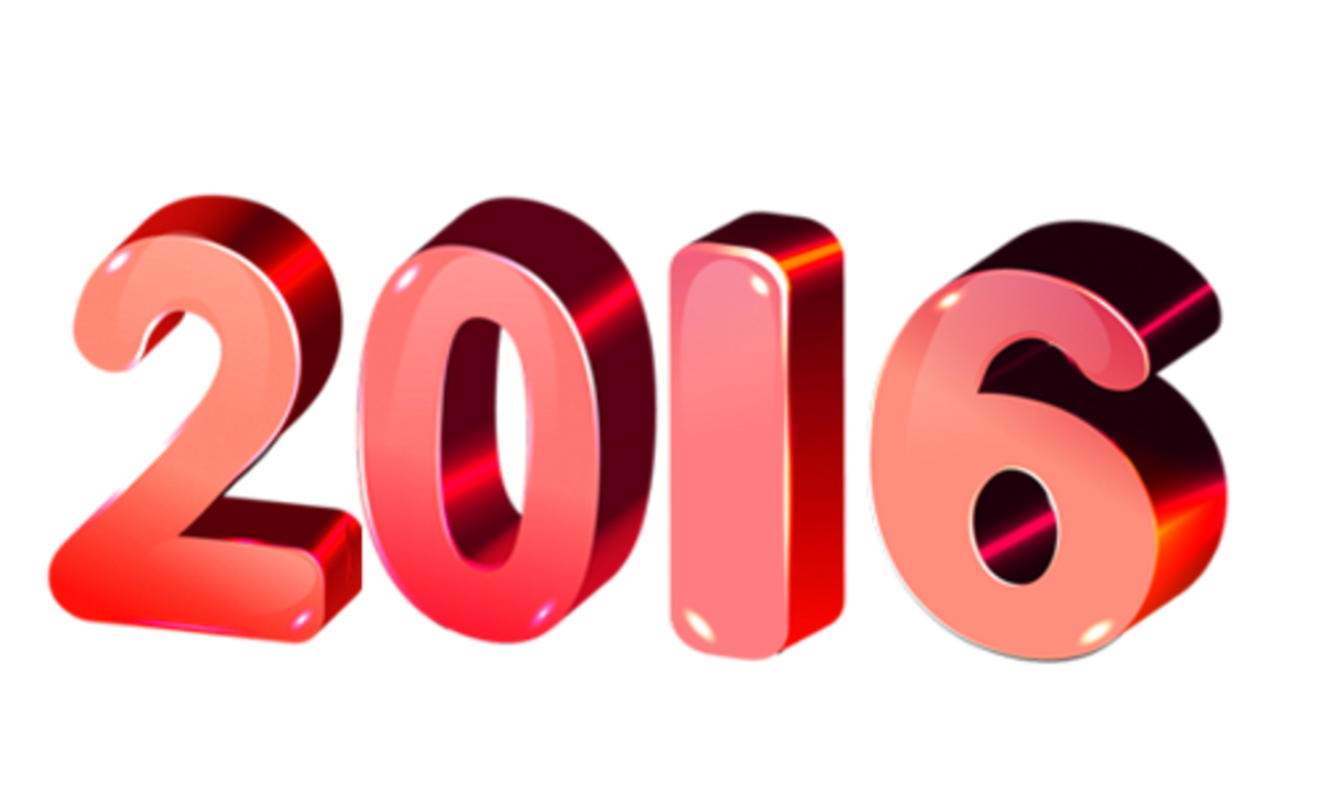 2016: A Year To Remember