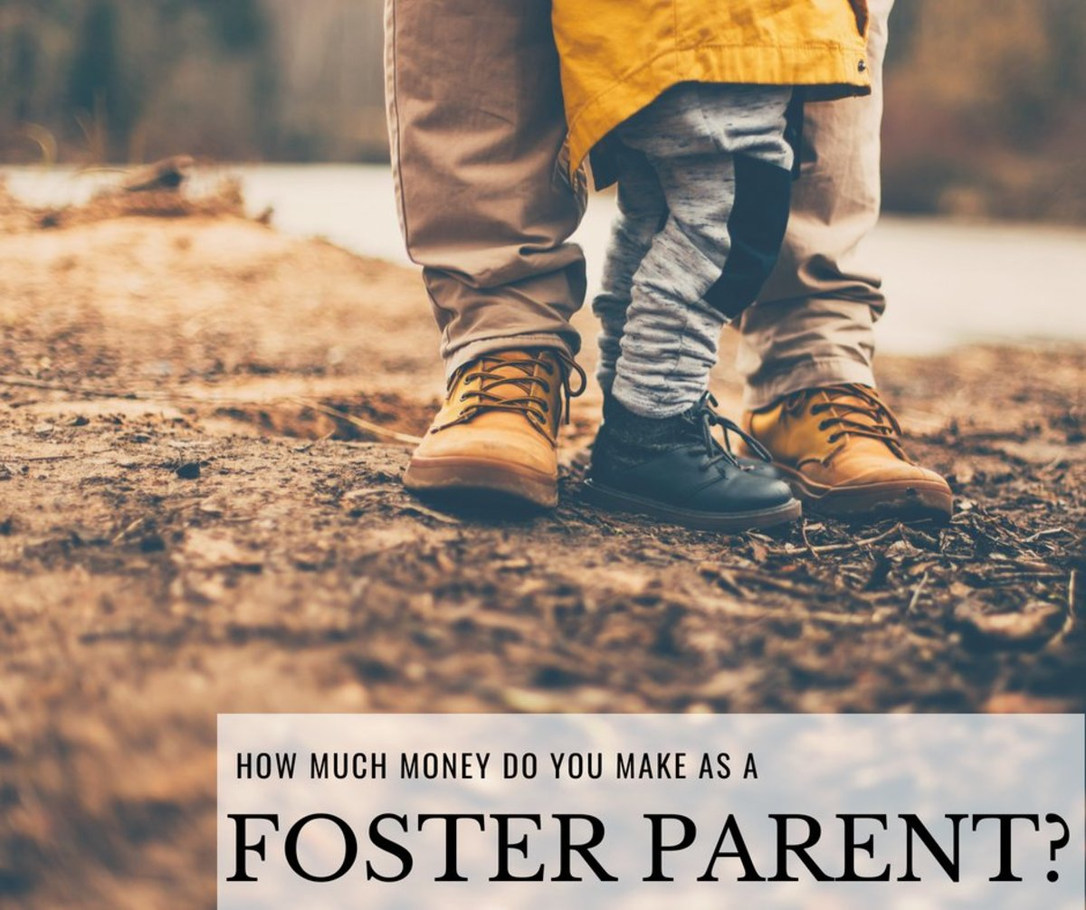 Getting Paid to Be a Foster Parent: State-by-State Monthly ...