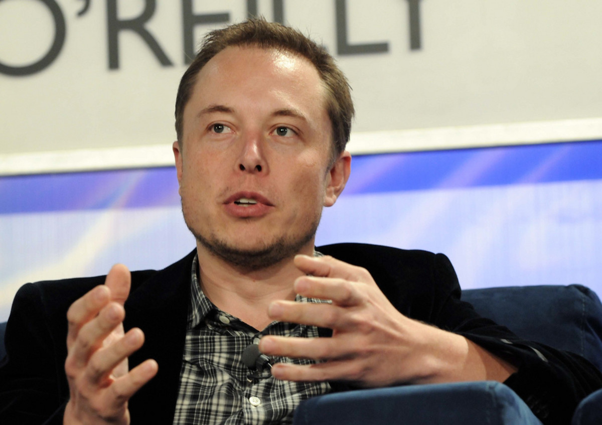 Elon Musk: Business Magnate and Visionary