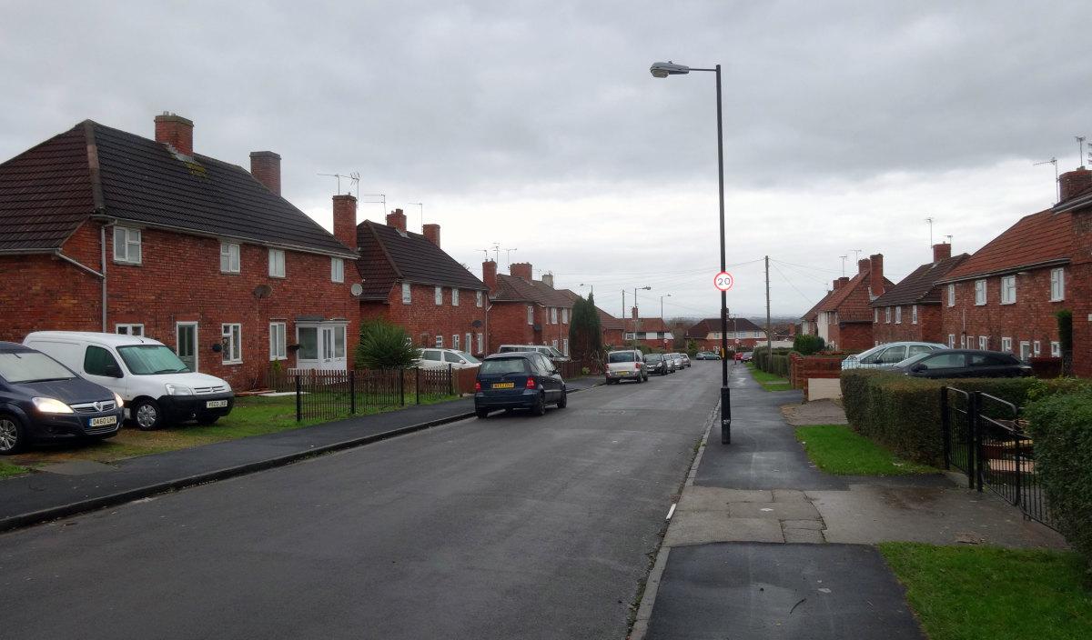 British And American Housing