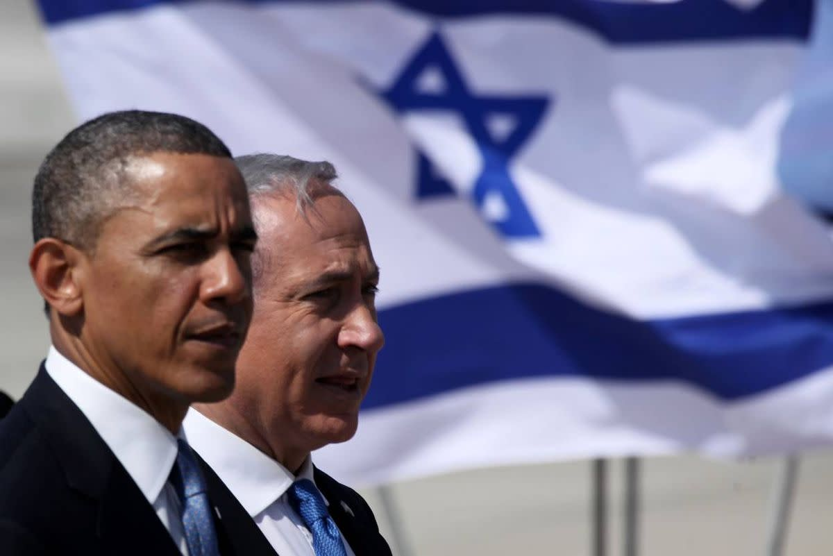 Obama Administration betrays Israel by allowing Anti Settlement UN Resolution to Pass