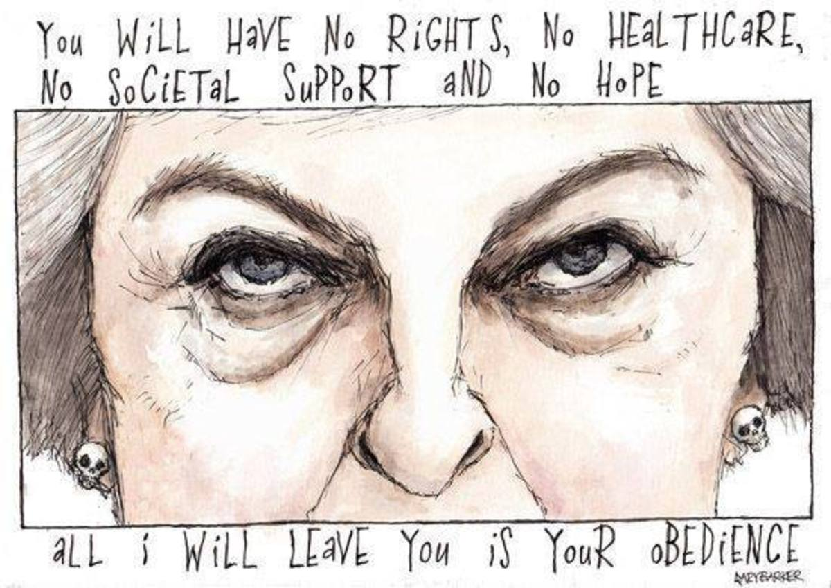 is-theresa-may-using-brexit-to-scrap-human-rights-in-the-uk