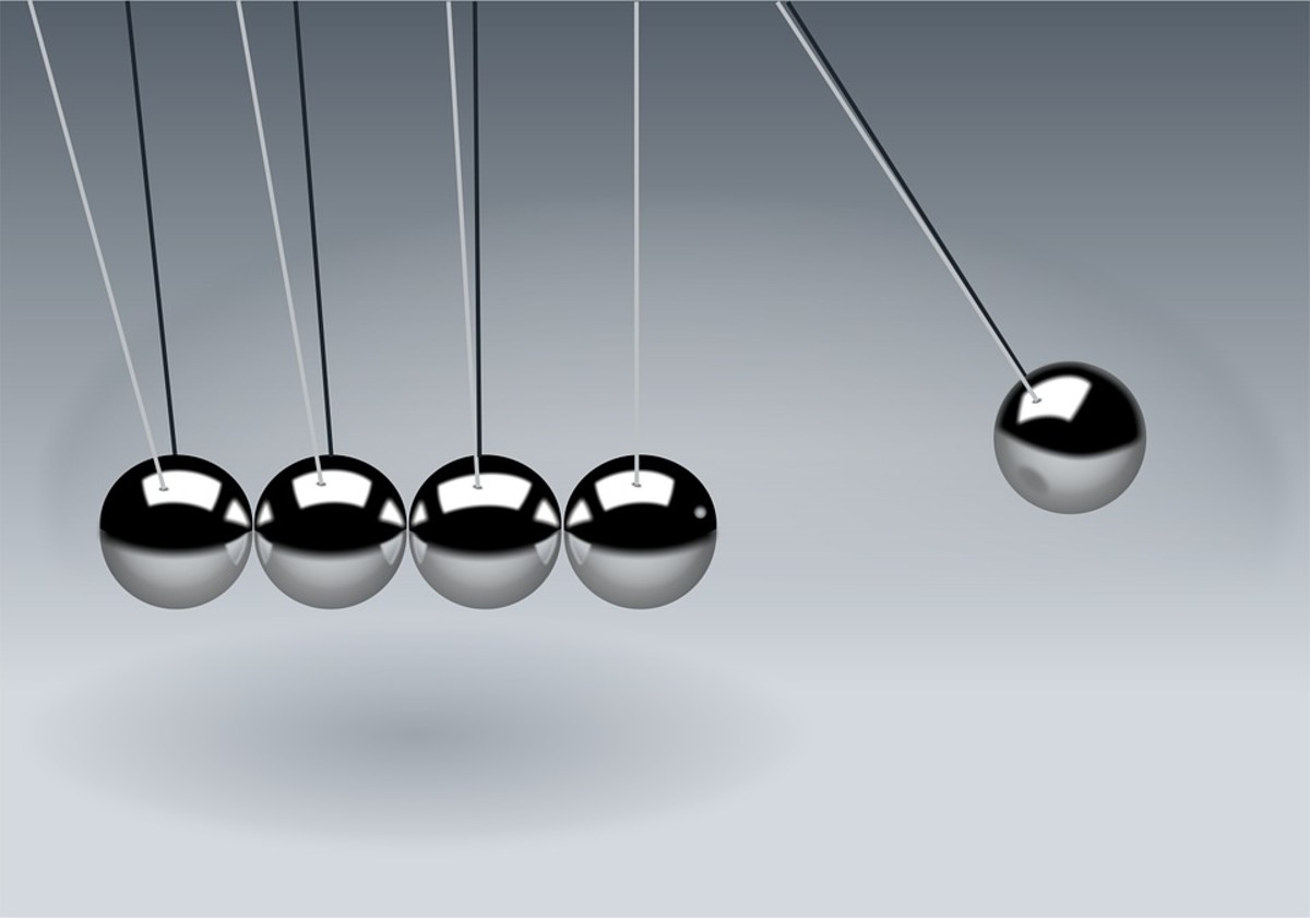 Newtonian Physics helps us to understand the political process