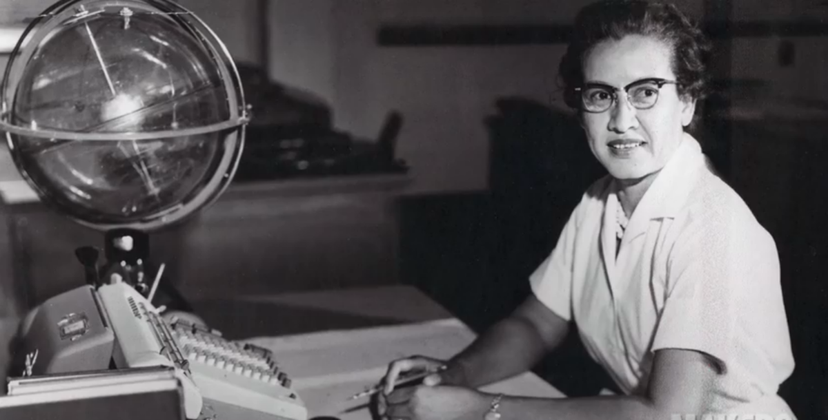 Katherine Johnson, mathematician