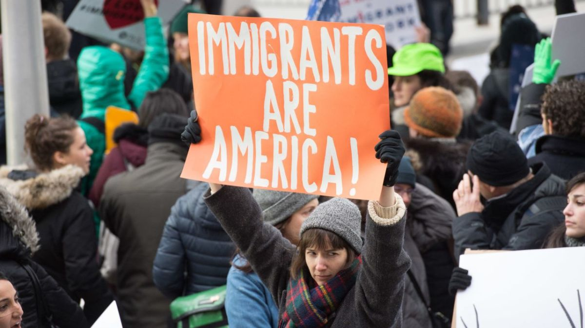 The American Left's Hysterics, Distortions, and Hypocrisy Regarding Immigration: Part One