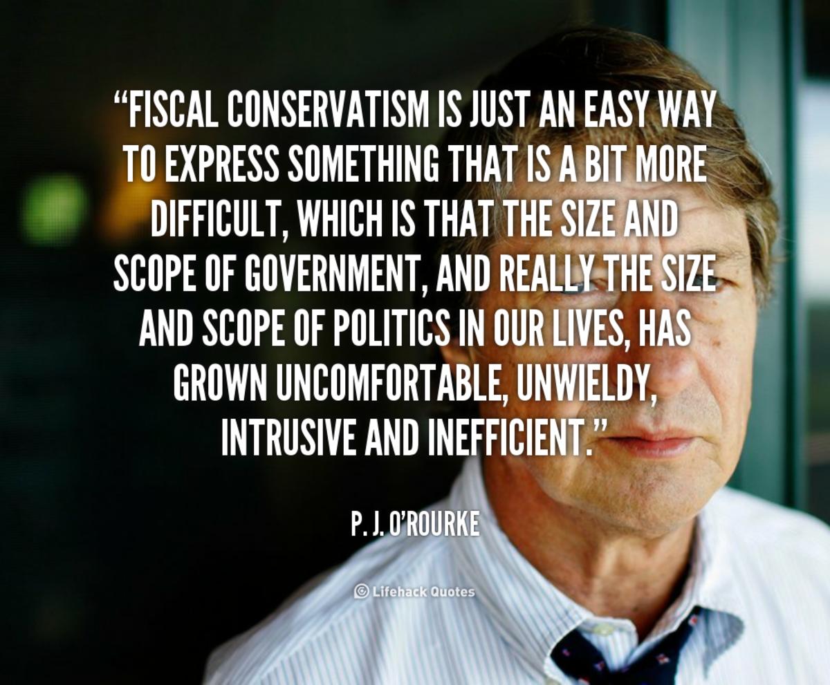 Libertarianism: A New Way Forward?