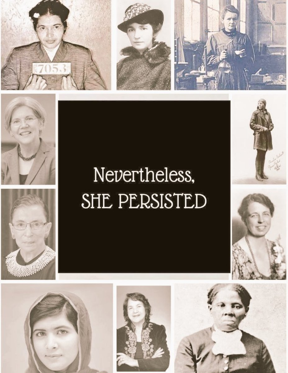 #ShePersisted: A New Mantra For Women