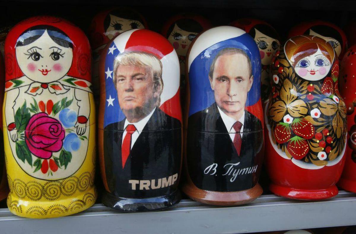 Psychological profiles: The Hubris Syndrome of Vladimir Putin and Donald Trump