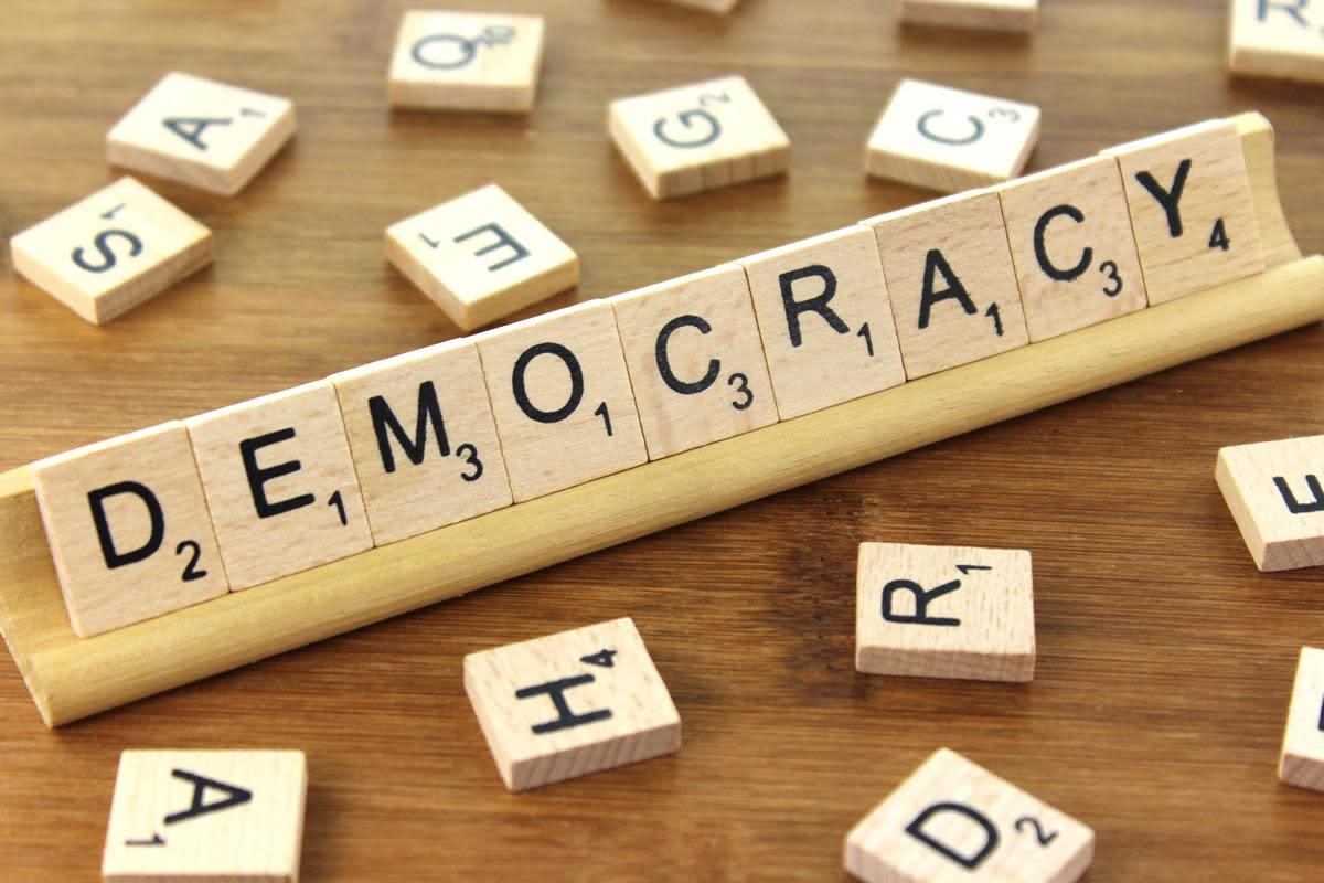 Democracy is in Decline