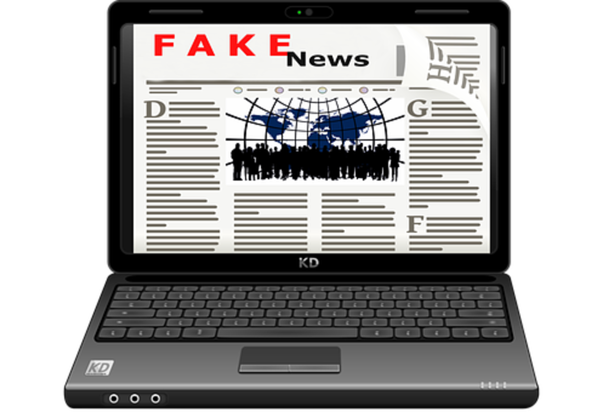 Why News Journalists are Legally Allowed to Report Real News Along With Fake News