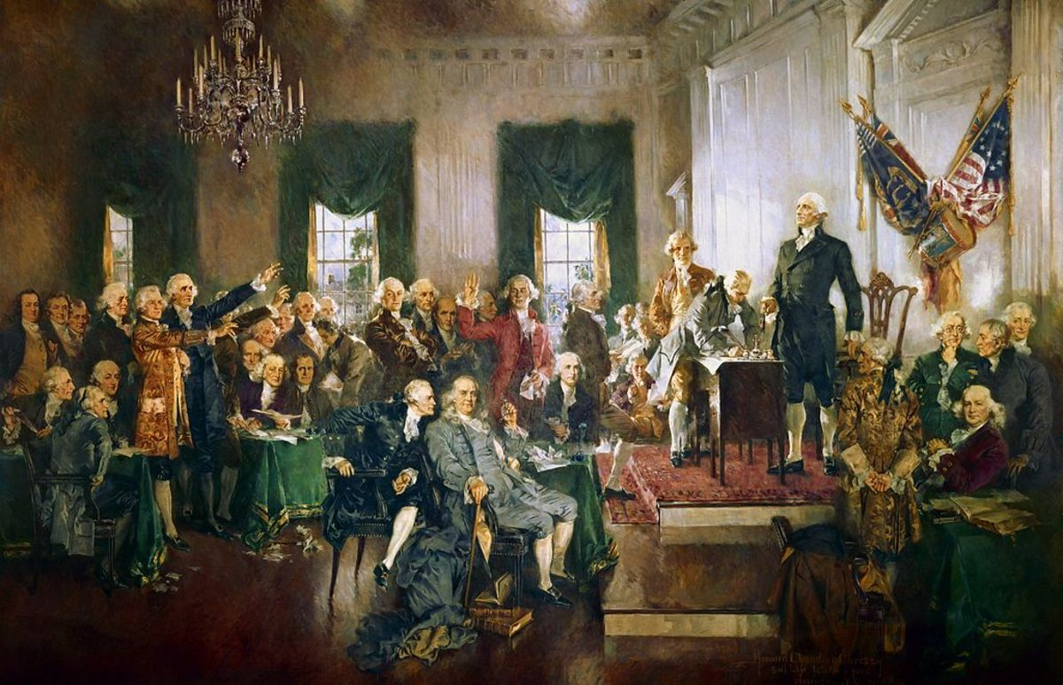 the long history of drafting and amending the articles of confederation and the constitution of 1787