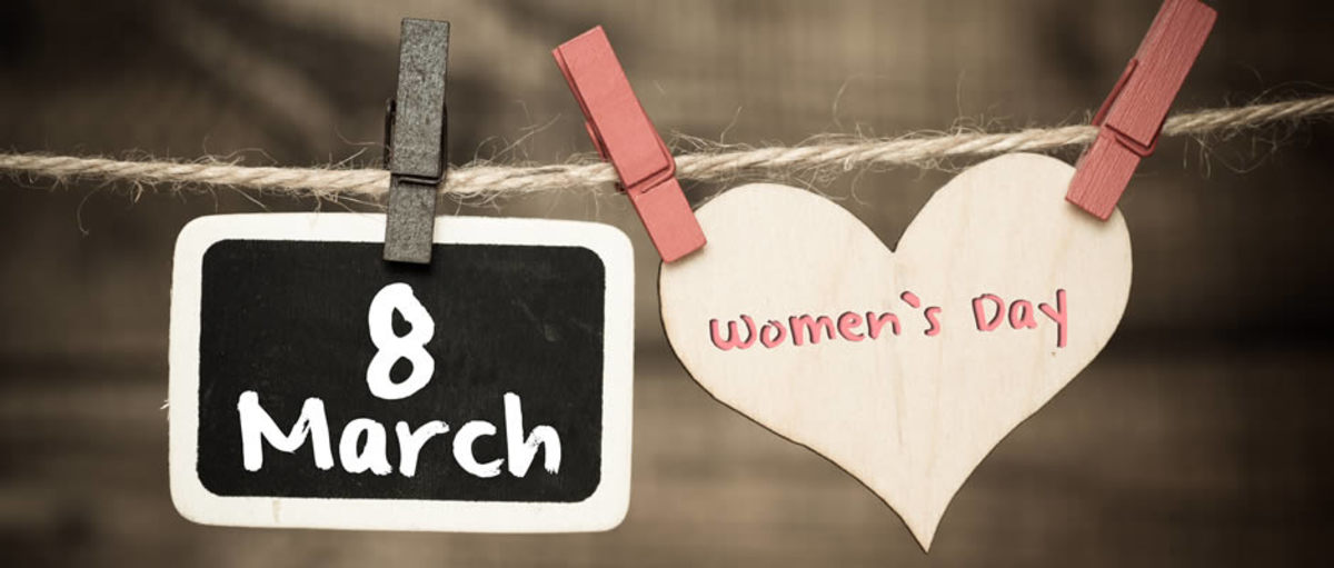 International Women's Day:  The Strong Women Among Us