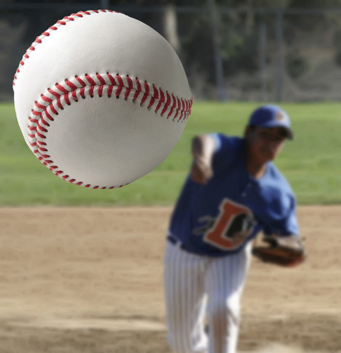 Throwing a Baseball From Any Position on the Field