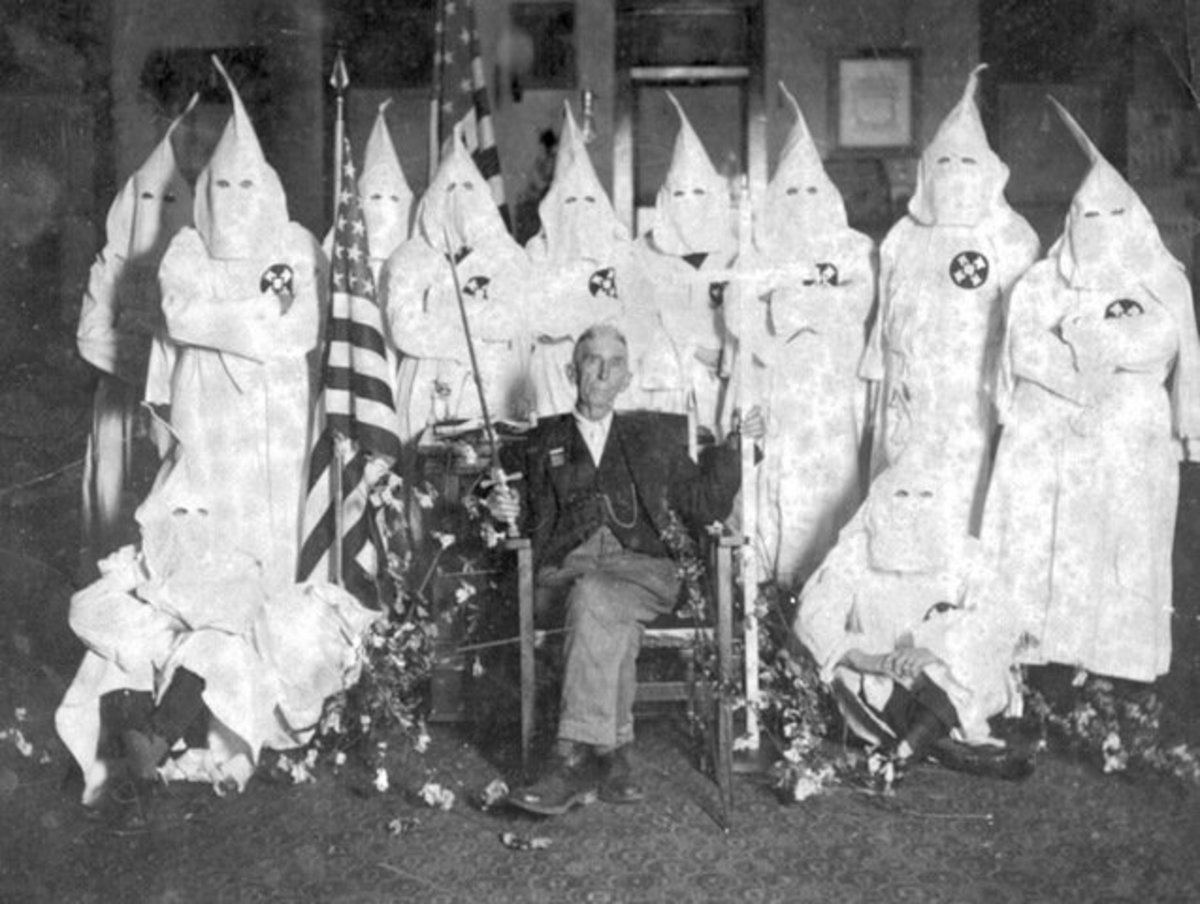 The Influence of American Politics on the Ku Klux Klan
