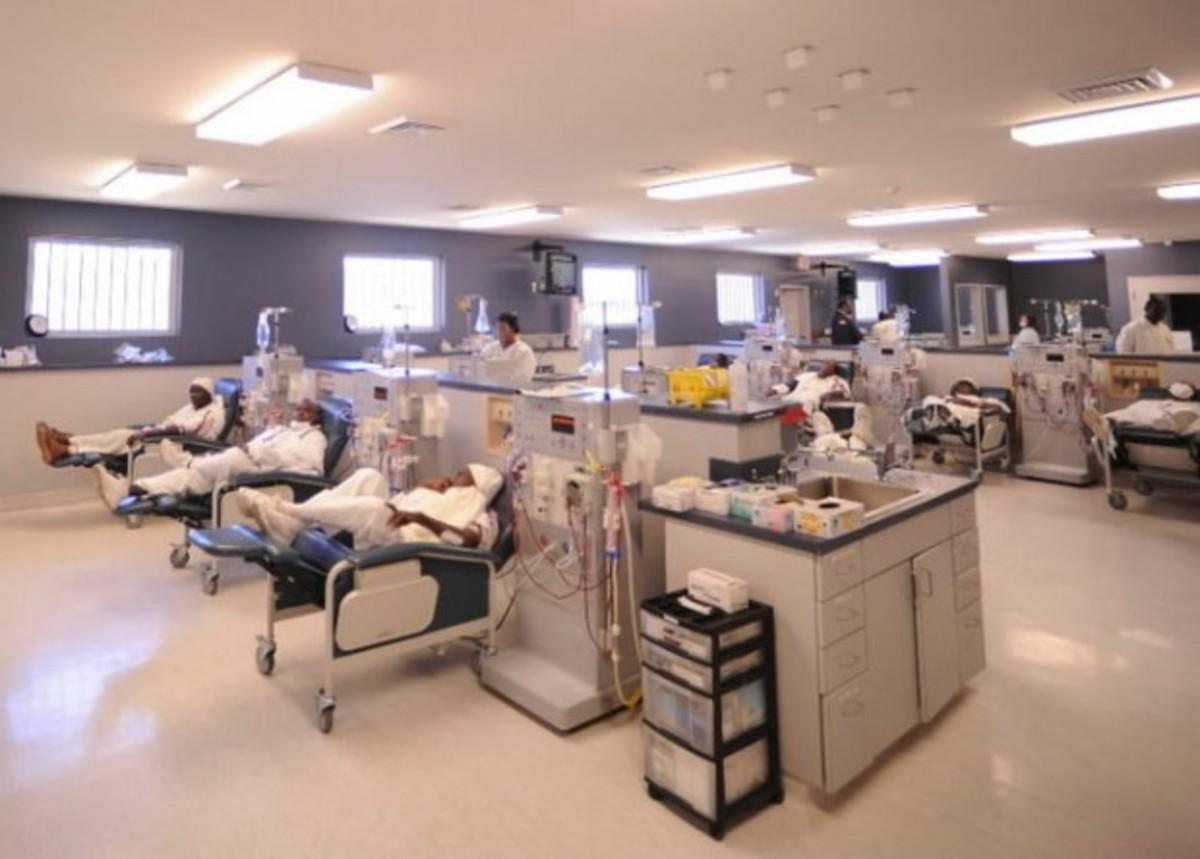 The Prison Laboratory