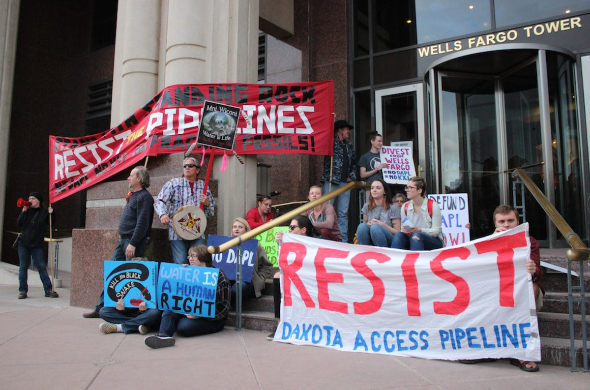 Activists: What to Expect When You're Arrested in Colorado Springs, Colorado