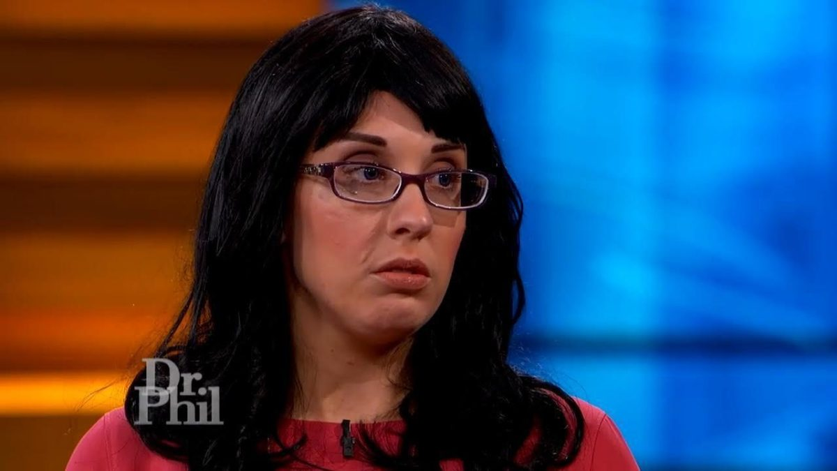 "Alleged Elite Pedophile Sex Slave Survivor ""Kendall"" Interviewed on Dr. Phil"