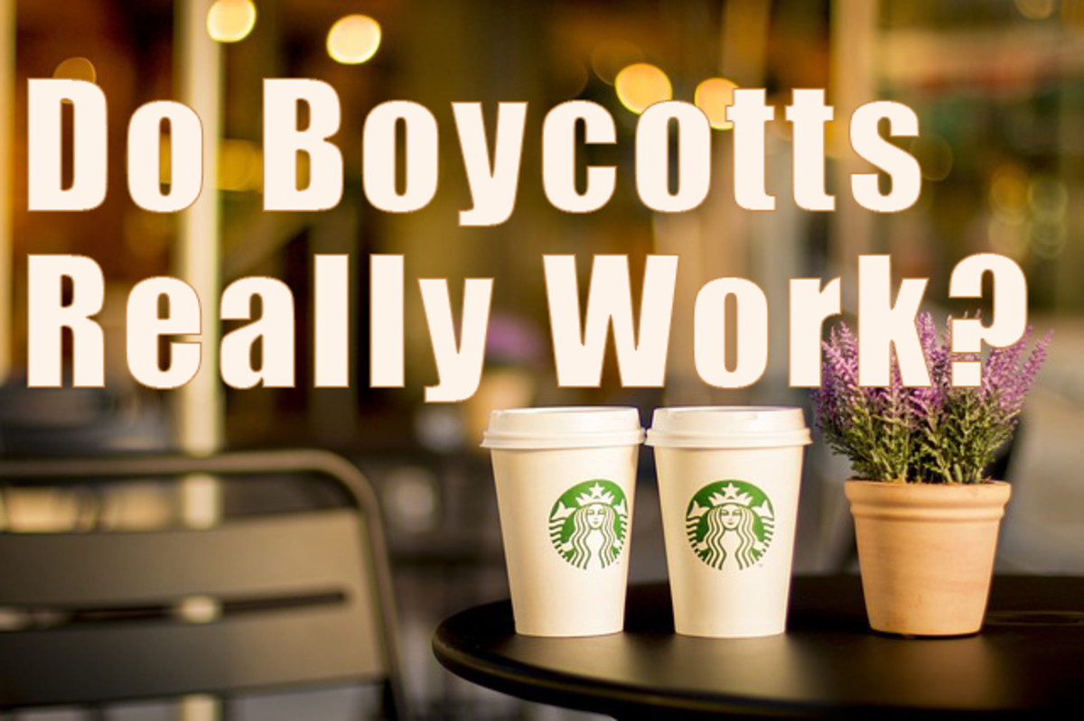 Most boycotts have a narrow shelf life because people lose interest