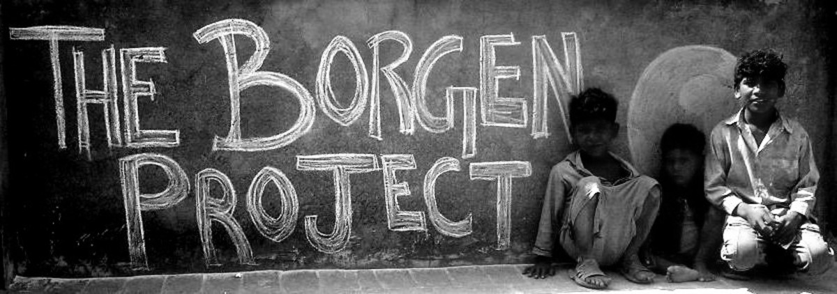 The Borgen Project is the United States' largest advocacy nonprofit fighting to increase USAID.
