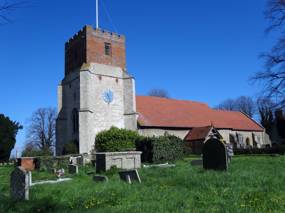Typical English Parish Church