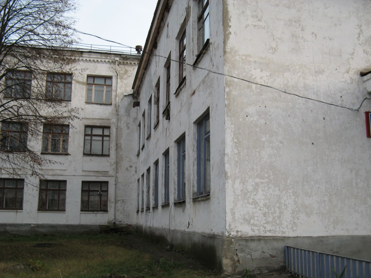 An orphanage in Eastern Europe