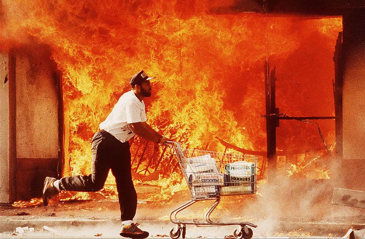 Remembering When LA Burned With Rage, 25 Years Later