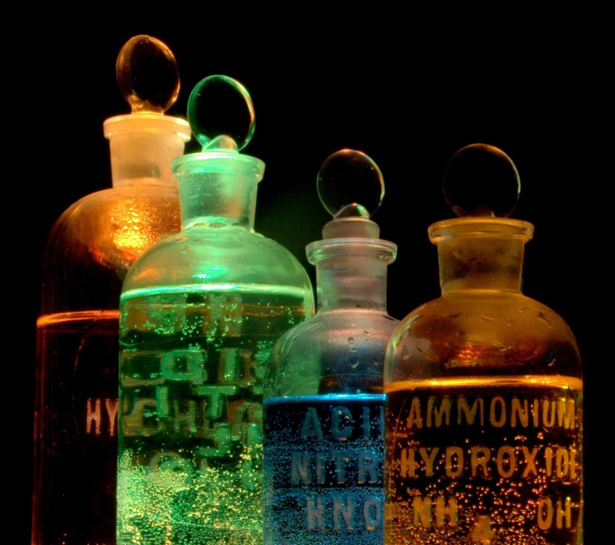 Christians in Science: The Christian Chemist