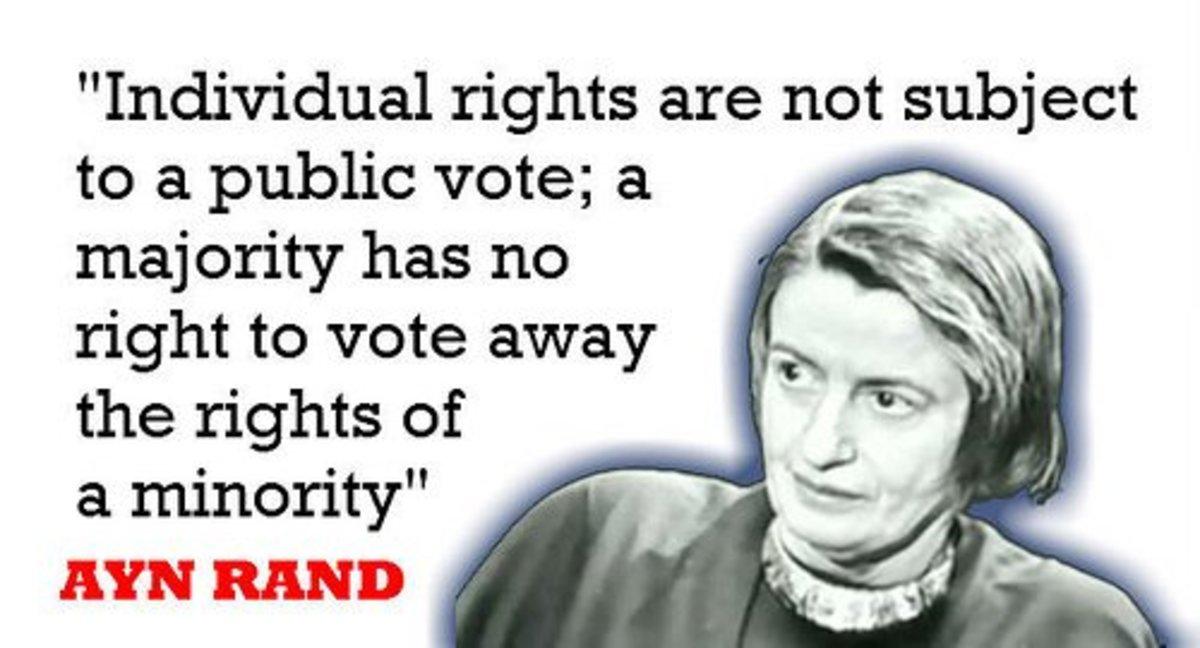 Ayn Rand's Libertarianism