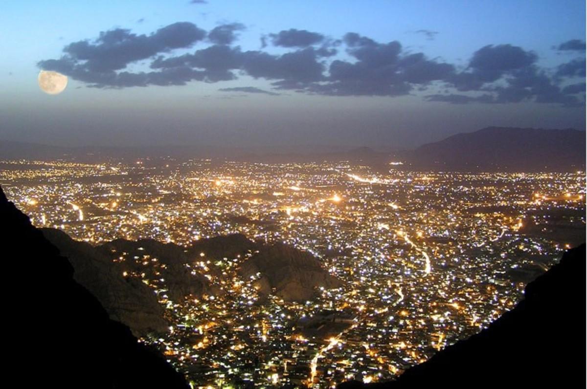 Quetta City