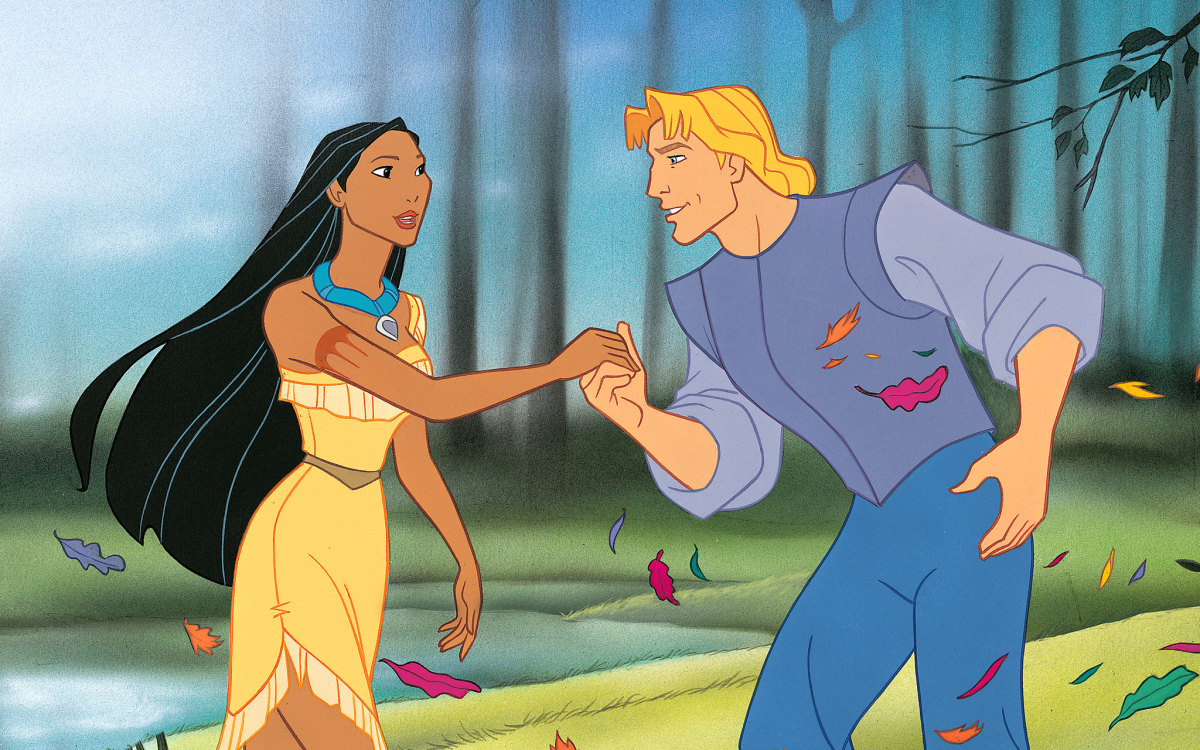 Pocahontas is an example of the Indian Princess trope.