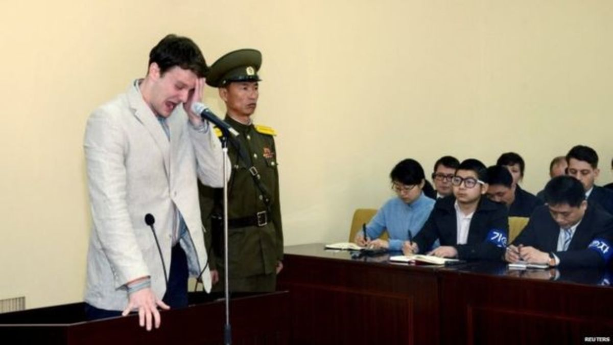 Social Media's Reaction to the Death of Otto Warmbier