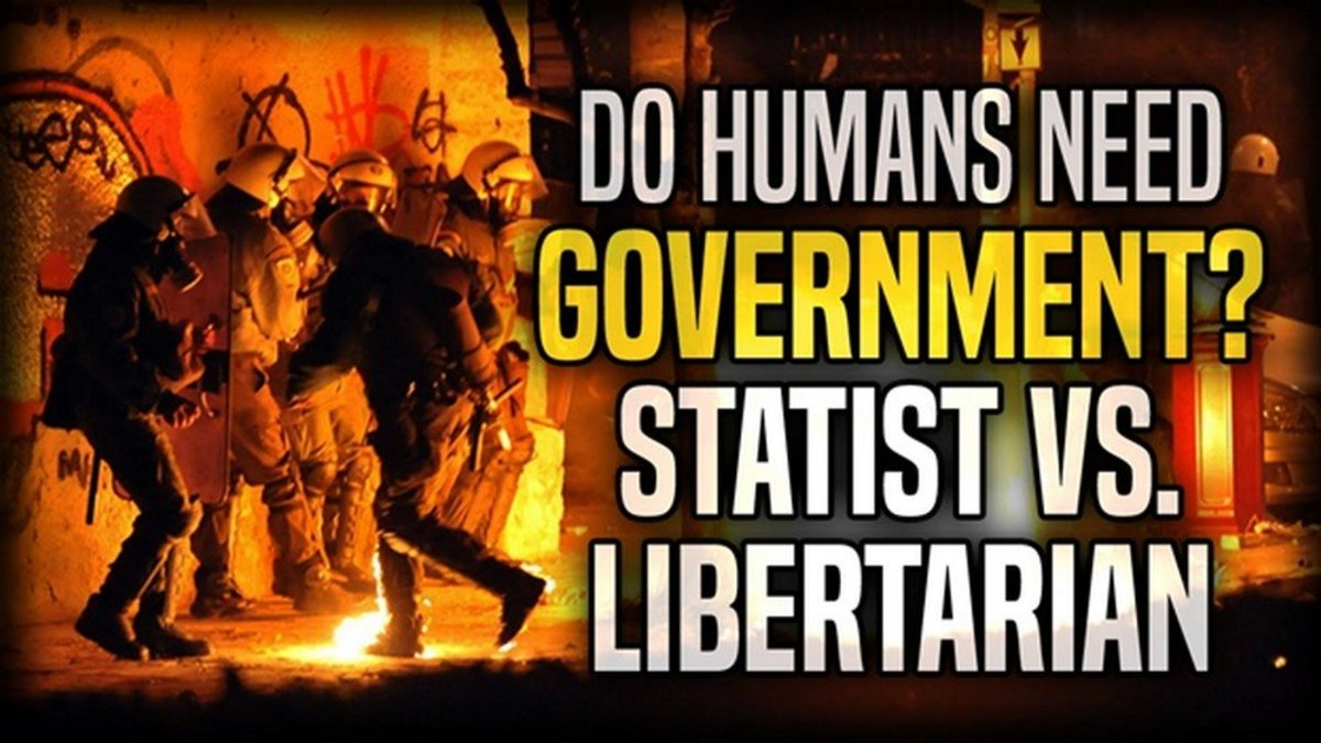 Libertarian Looters: Using the State Against Itself