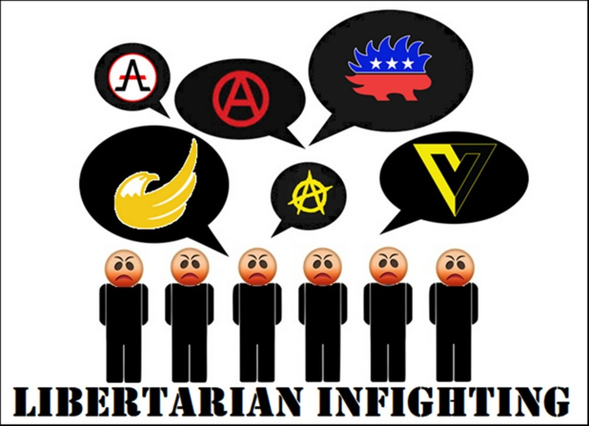 Why Libertarians Should Embrace Their Infighting