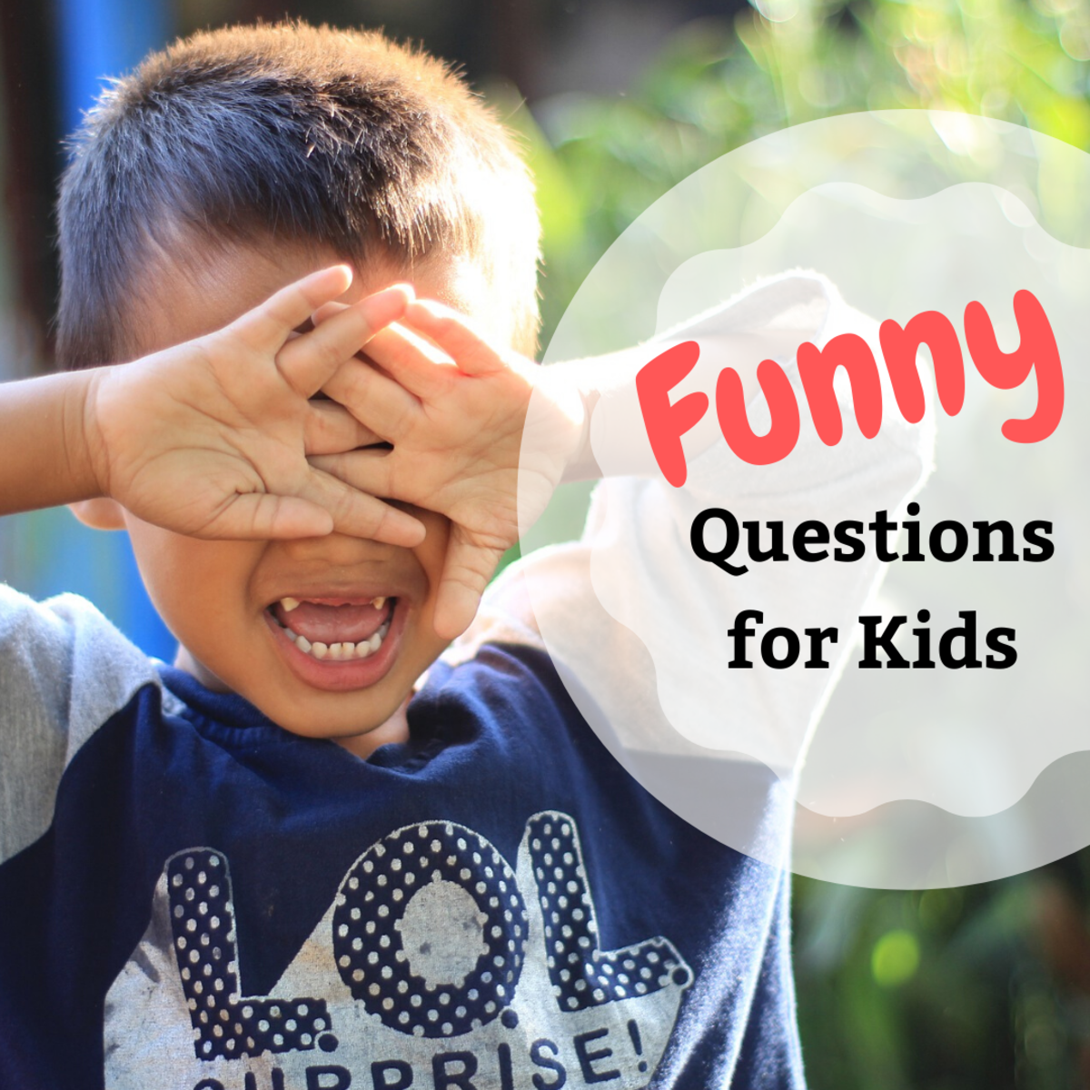 Start up a conversation with the kid in your life by using these fun and funny questions!