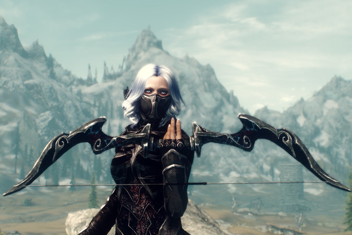 The Nightingale Bow: Where to Find One of the Most Powerful Bows in Skyrim
