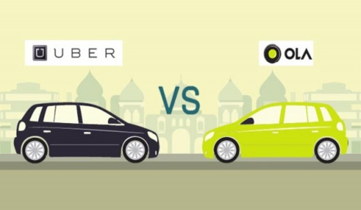 How Uber and OLA Transformed the Indian Taxi Industry