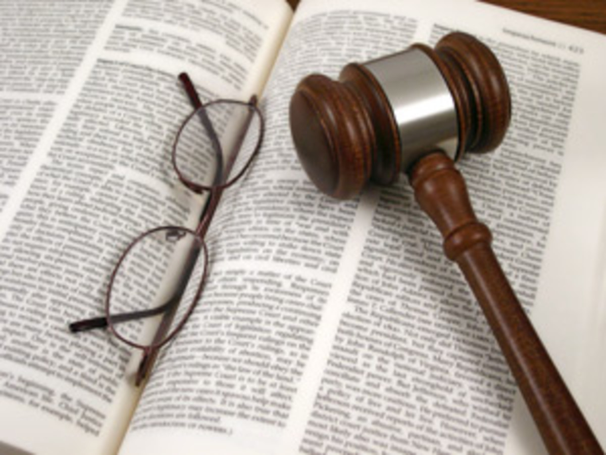 Law is often an abstraction to the daily life of most people and it takes effort to understand.