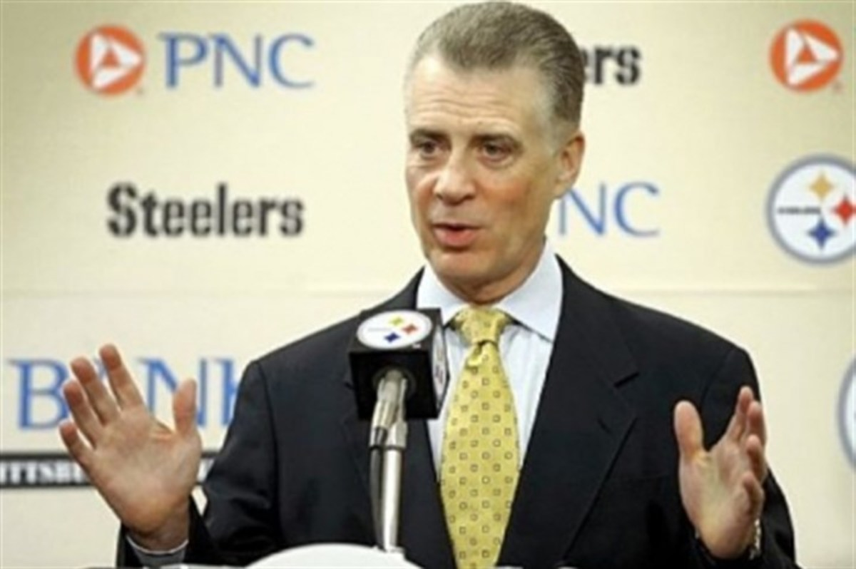 Art Rooney II - Owner - Pittsburgh Steelers