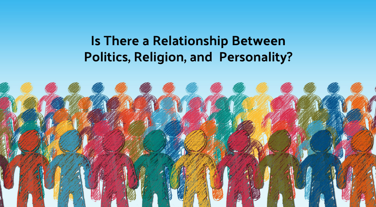 We all have different personalities, but does our personality affect our political and religious views?