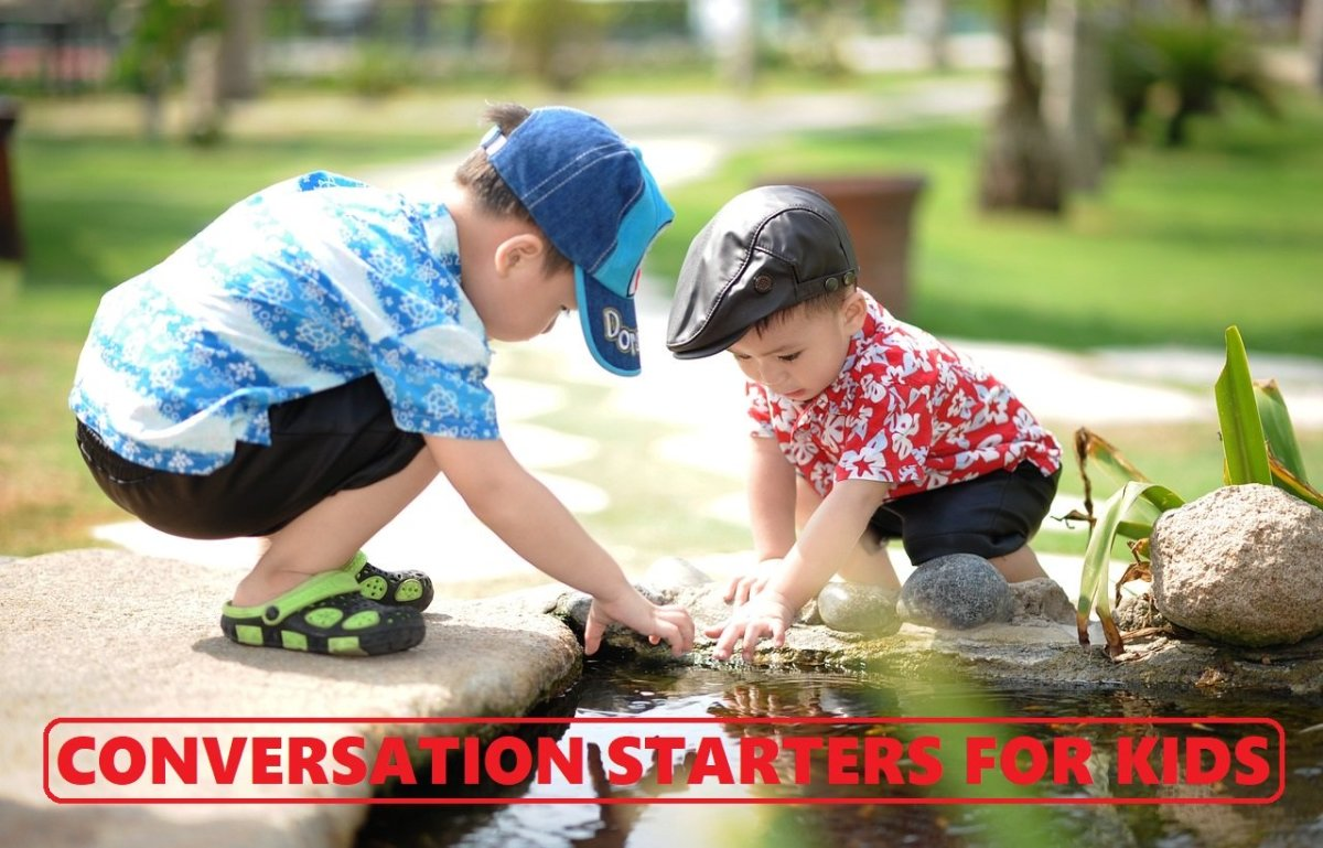 120+ Conversation Starters for Kids