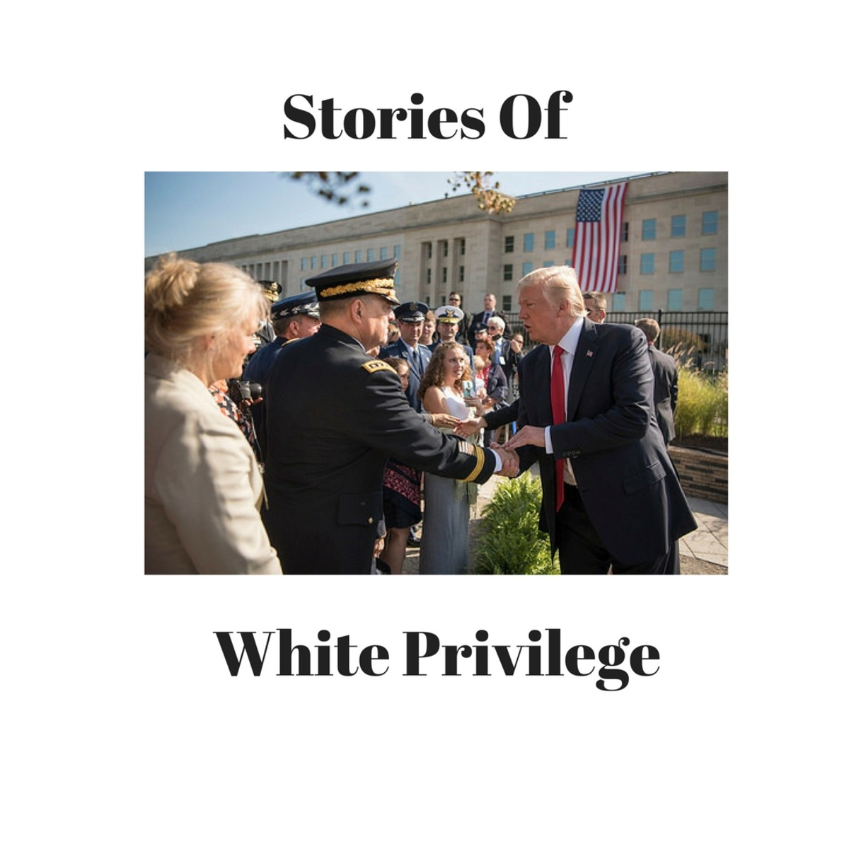 Stories of White Privilege