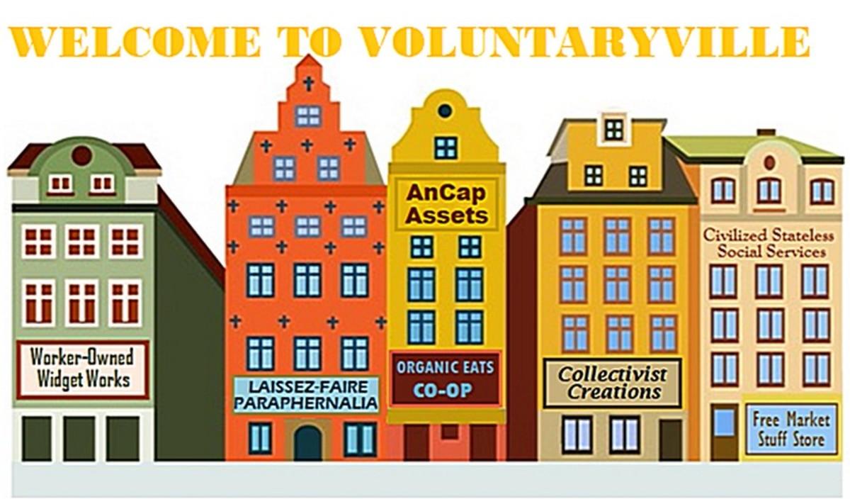 Voluntaryism: The Bridge Between Socialism and Libertarianism?
