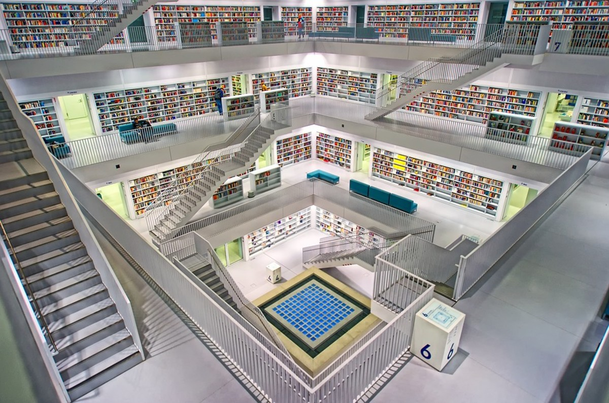 How Libraries Are Being Forced to Adapt