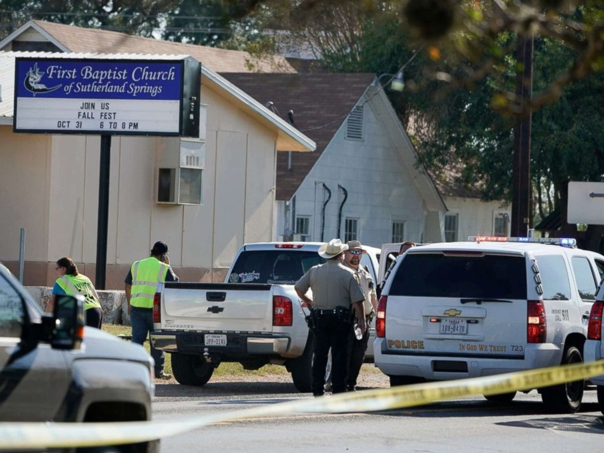 Texas Shooting Re-Ignites Gun Debate; Why Can't We Solve This Problem?
