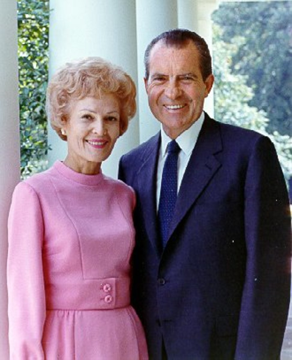 Richard Nixon: 37th President: More Than Just a Scandal