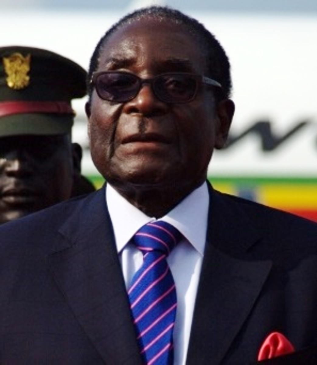 The Funniest, Satirical and Dumbest Quotes by President Robert Mugabe