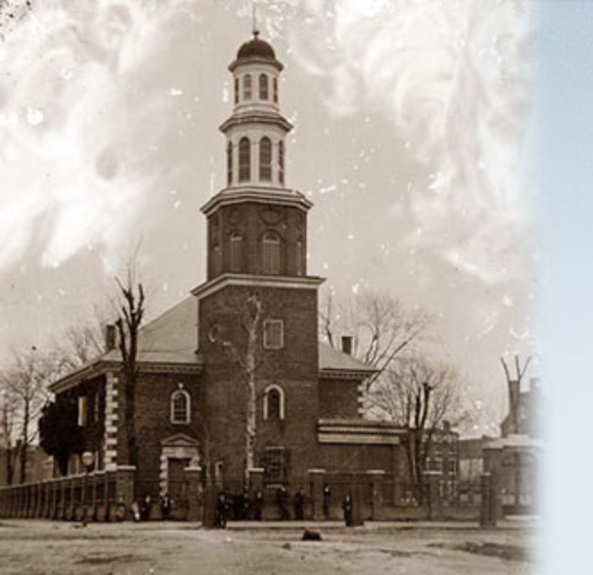 Church that George Washington Attended for more than two decades.