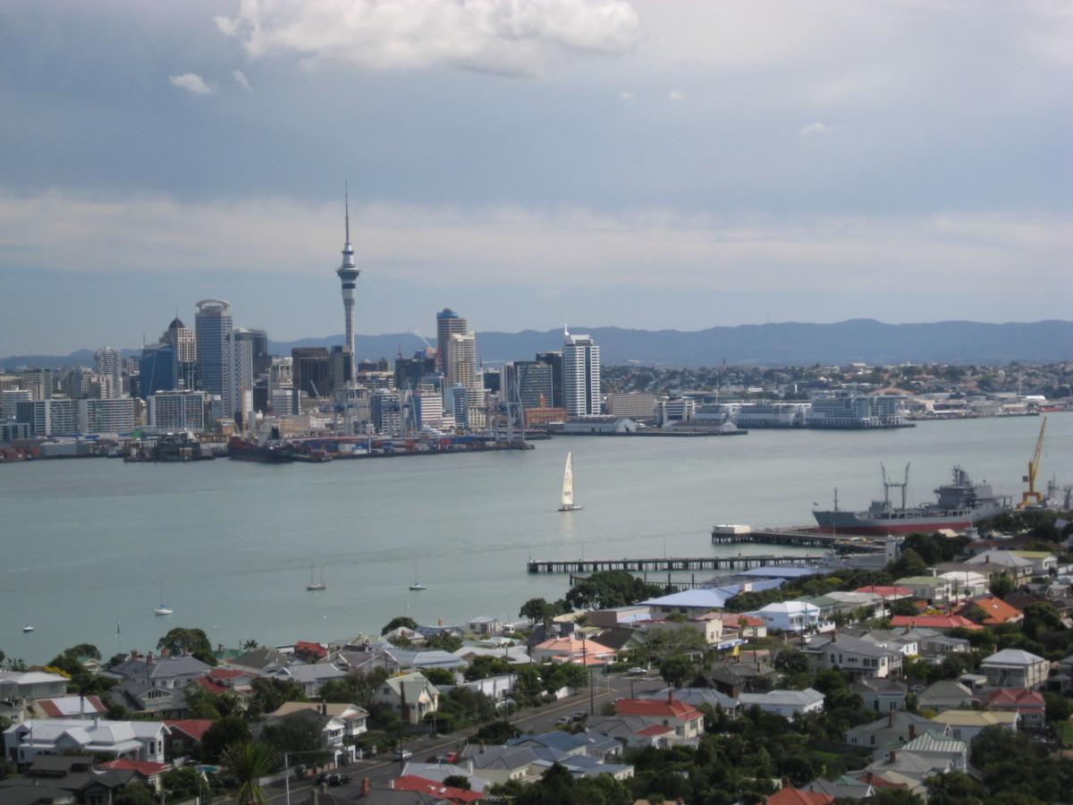 New Zealand and Sustainable Urban Development