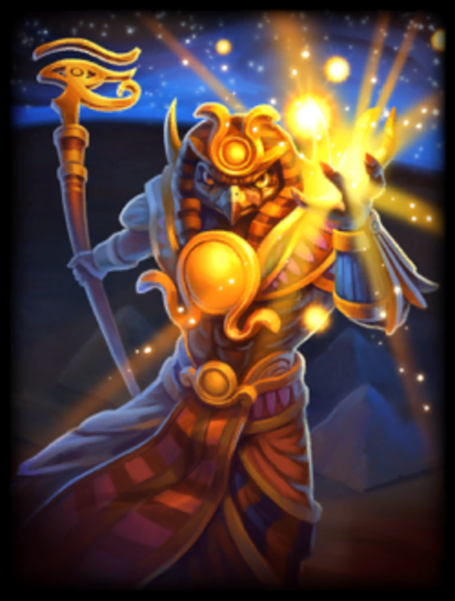 Mastering the Gods of Smite: A Basic Guide to Ra