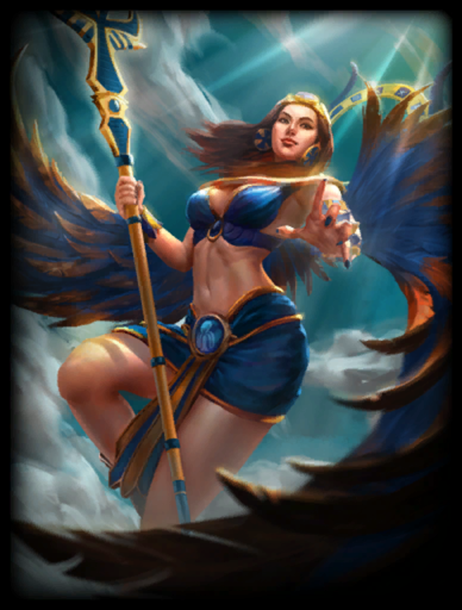 Mastering the Gods of Smite: A Basic Guide to Isis